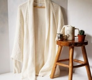 New York and company knit long cardigan